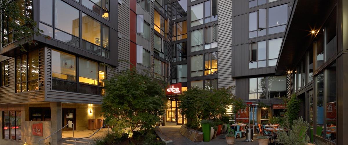 The Chloe Apartments Coughlin Porter Lundeen