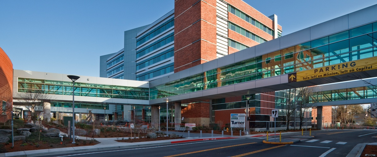 Salem Hospital Campus - Coughlin Porter Lundeen