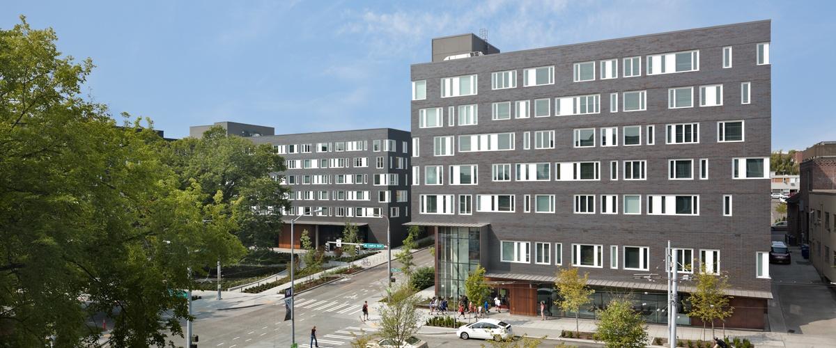 University West Apartments Seattle