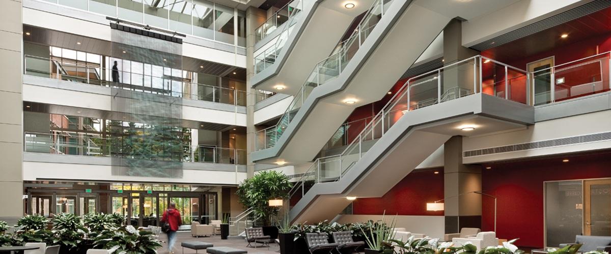 Microsoft Building  Redmond